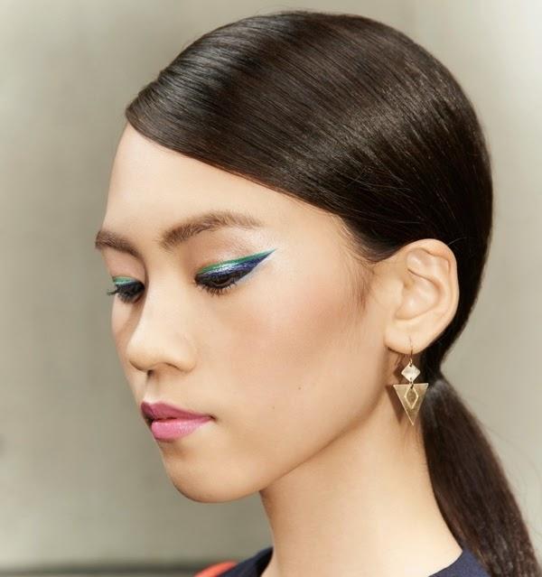 Shu Uemura, Metal Ink Liquid Eye Liner, Beauty Review, Metallic Bouquet 2015, Shu Uemura Spring Summer 2015 Collection