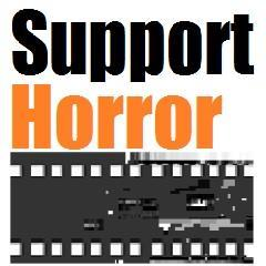Support Horror logo
