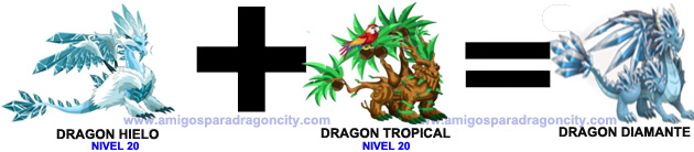 como sacar el dragon diamante en dragon city-3