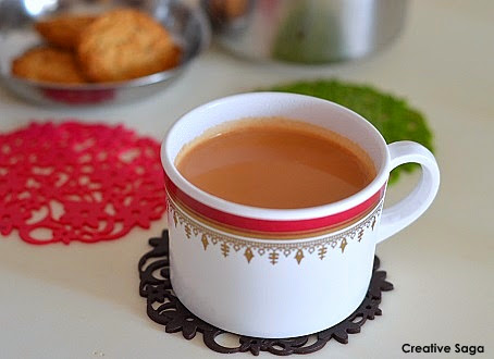 tea with jaggery recipe