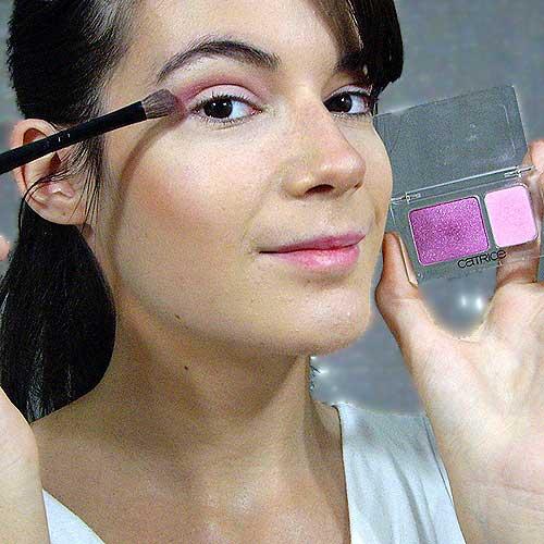 maquillaje para disfraz de angel paso 2 monika sanchez sombras