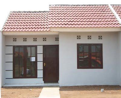 contoh rumah sederhana dengan biaya pembangunan yang