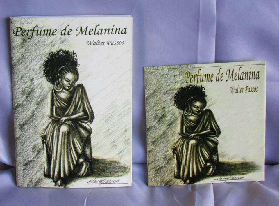 Livro: PERFUME DE MELANINA + DVD