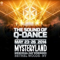 Sound of Q-Dance * Mysteryland USA 2014