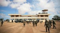 Kismayo Airport on liberation in 2012
