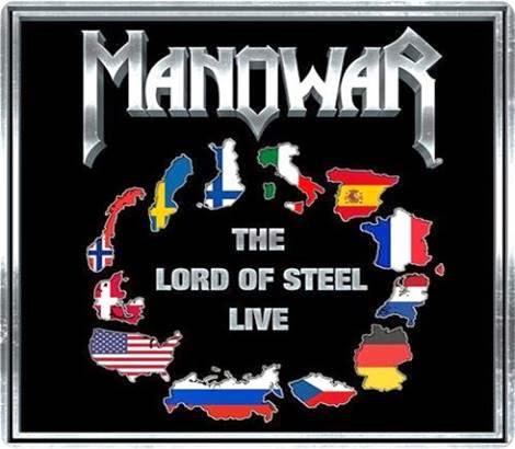 Manowar The Lord of Steel Live Descargar Gratis