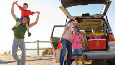 Travelling bersama Keluarga