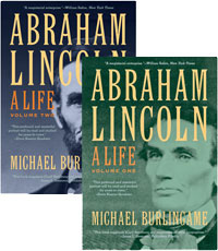 A Life, Volumes 1 & 2 + epub - Michael Burlingame