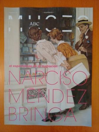 Narciso Mendez Bringa, Museo Abc, Agenda Arty, Voa Gallery Blogspot, Victim of art, Yvonne Brochard, Exposiciones en Madrid, Ilustración, Dibujo, Blanco y Negro, Blogs de arte,