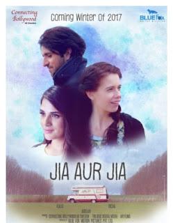 Jia Aur Jia 2017 Hindi Movie HDRip | 720p | 480p