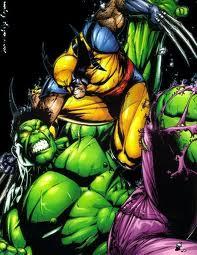Hulk vs Wolverine Dublado