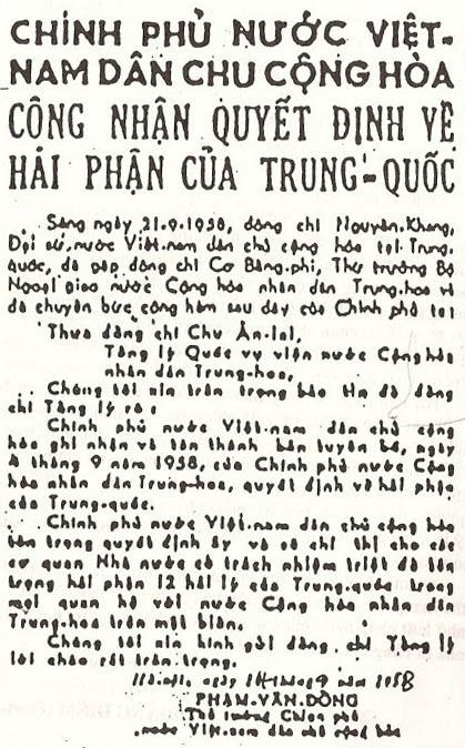 Những sự thật không thể chối bỏ BaoNhanDan2