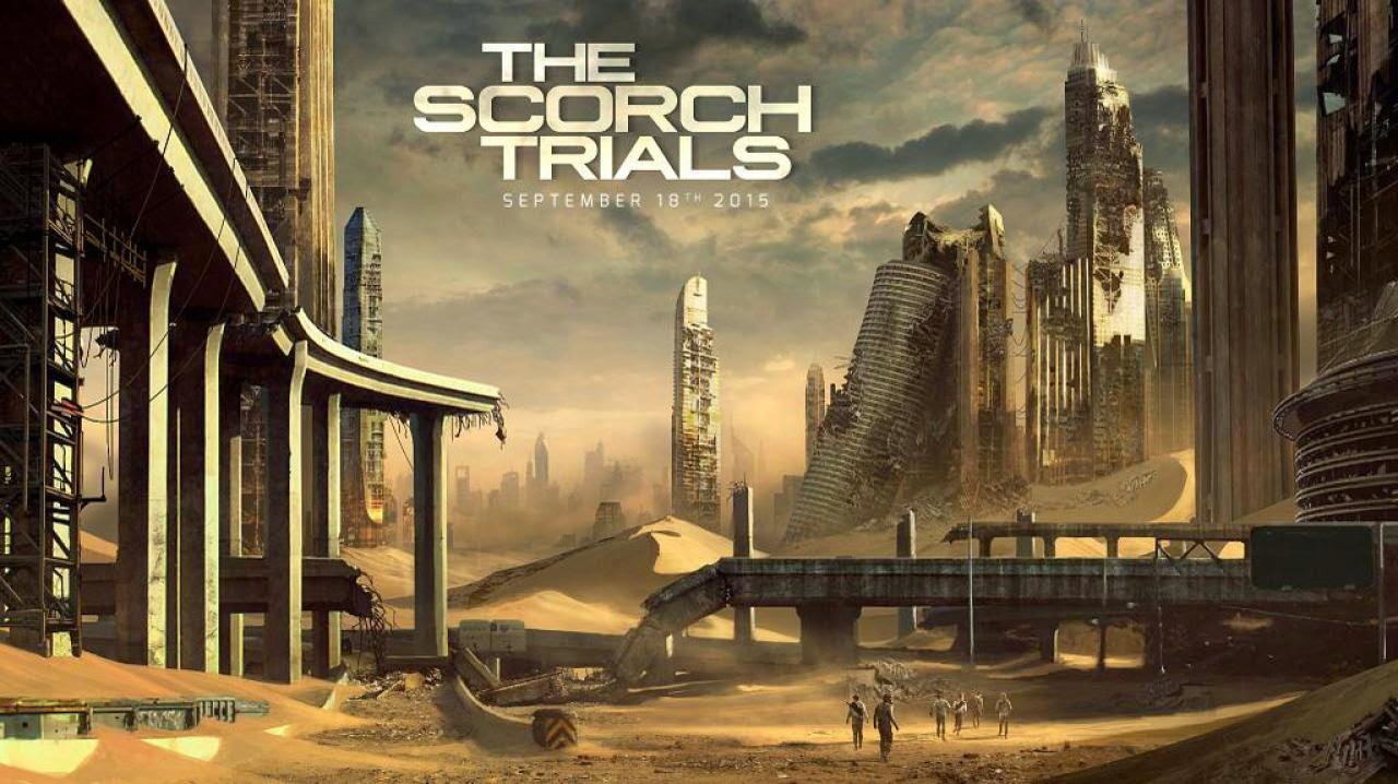 The Scorch Trials (18-09-2015)