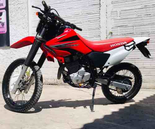 Honda Xr 250 Tornado 2019 Motos Honda En Cuotas
