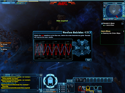 Star Trek Online - Waveform Matching