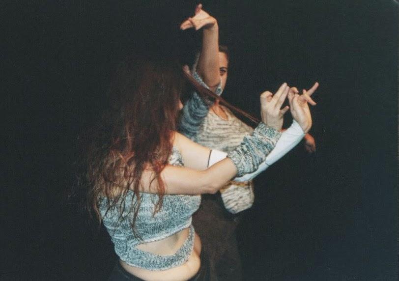Danza Orientale Contemporanea