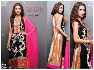 Charizma  Eid dresses 2013