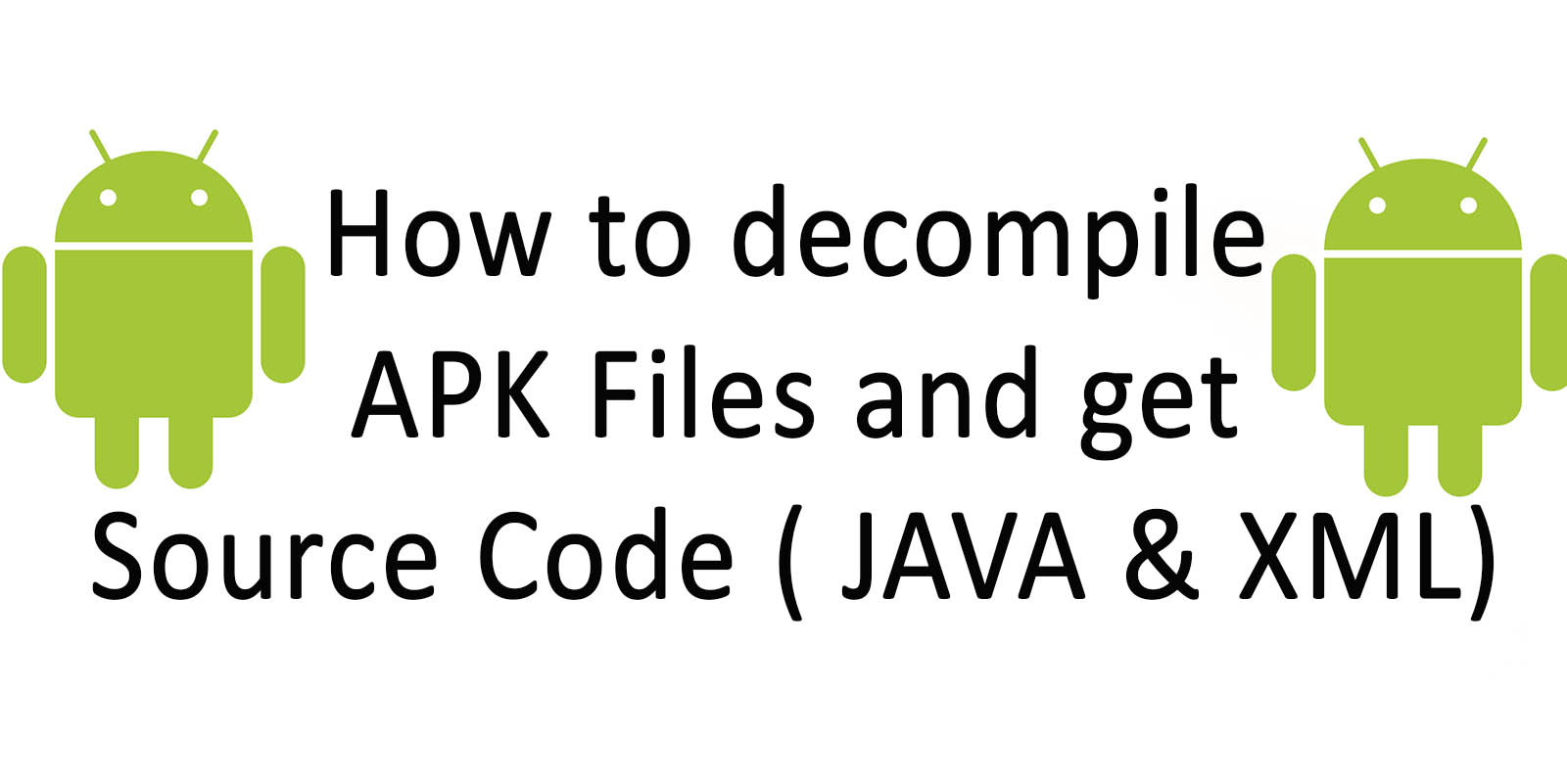 how to open source code of java