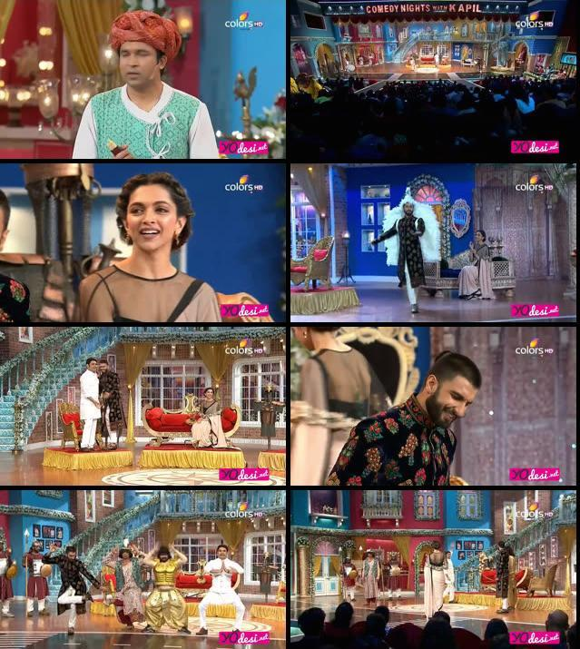 Comedy Nights With Kapil 13 Dec 2015 HDTV 480p