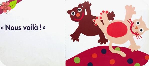 """""""Pas de bisou pour les doudous"""" de Céline Herrmann"""