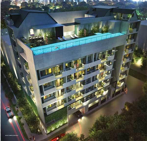 Loft 33 @ Geylang Residential Condo