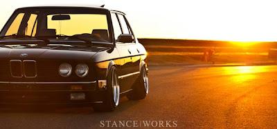 BMW 535i + Rodas BBs