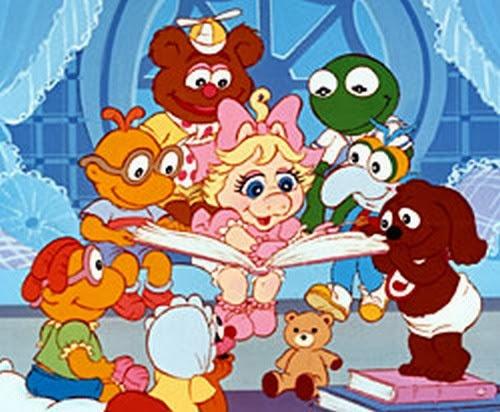 Personagens do desenho Muppet Babies.