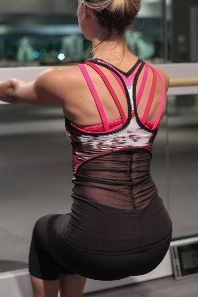 lululemon shine-on define-cool-racerback-energy-bra berry-rumble