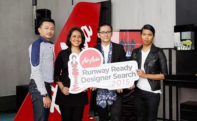 AirAsia Runway Ready Designers Search 2015, AARRDS, AirAsia, KLFW RTW, KL Fashion Week Ready To Wear, AirAsia Runway, AirAsia Fashion