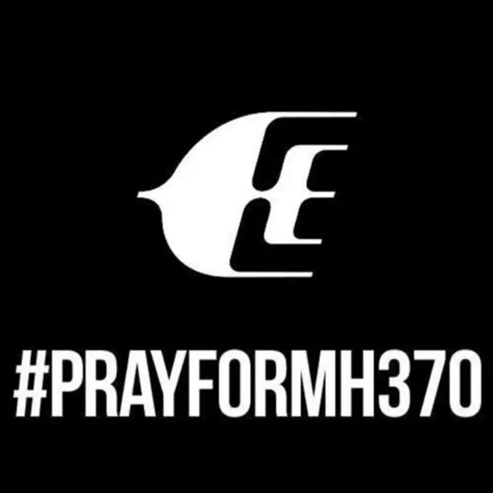 Pray to Allah for MH370 . Hope they save and back to Malaysia