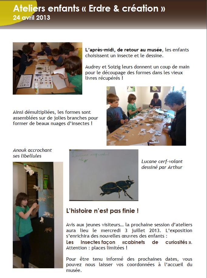 2014 L'histoire avant l'histoire (Théâtre enfants ...