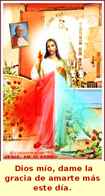 jaculatoria a la divina misericordia