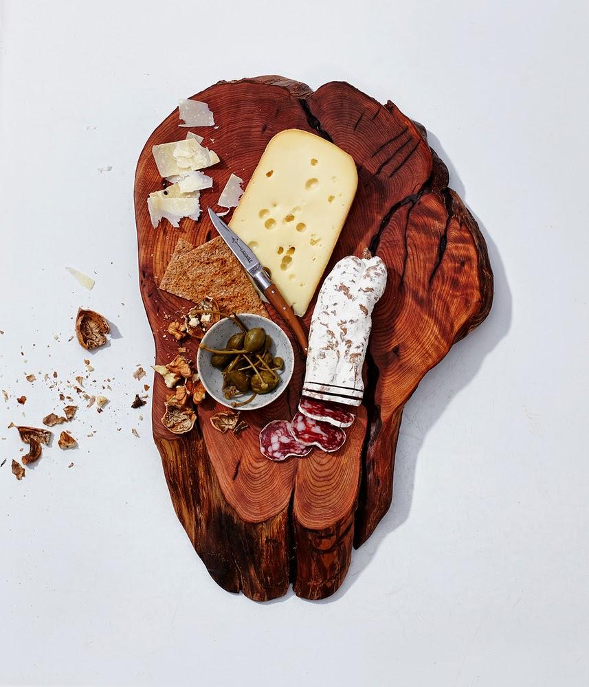 wooden serving board Herriott Grace