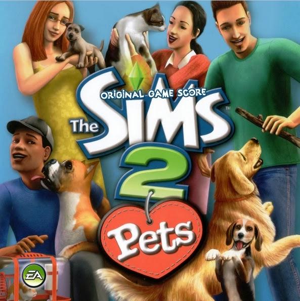 احدث العاب الفكاهة والاثارة The Sims 2 Pets كاملة حصريا تحميل مباشر The+Sims+2+Pets