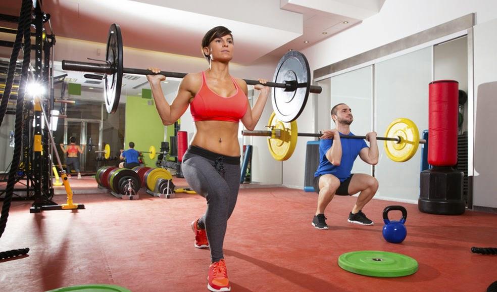 El método de entrenamiento CrossFit