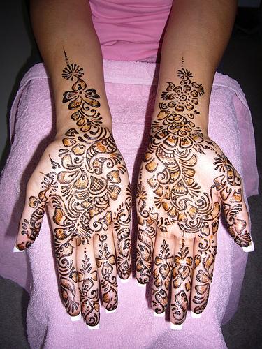 Mehndi Designs Please : Mehndi designs arabic for hands