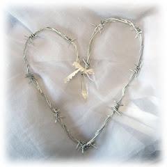 Taggtrådshjärta
