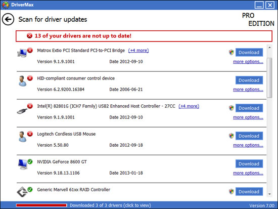 Download Software DriverMax 7.37 Update Terbaru