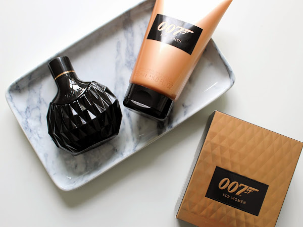 007 Fragrance For Women - Eau de Parfum & Bodylotion.