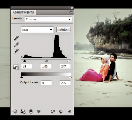 Tutorial Tone and Color Photoshop