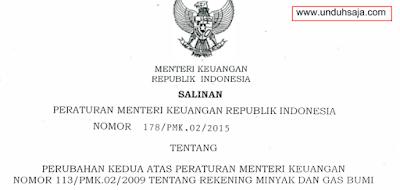 PMK 178 Tahun 2015