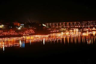 radisi Tumbilotohe (Pasang Lampu) di Gorontalo