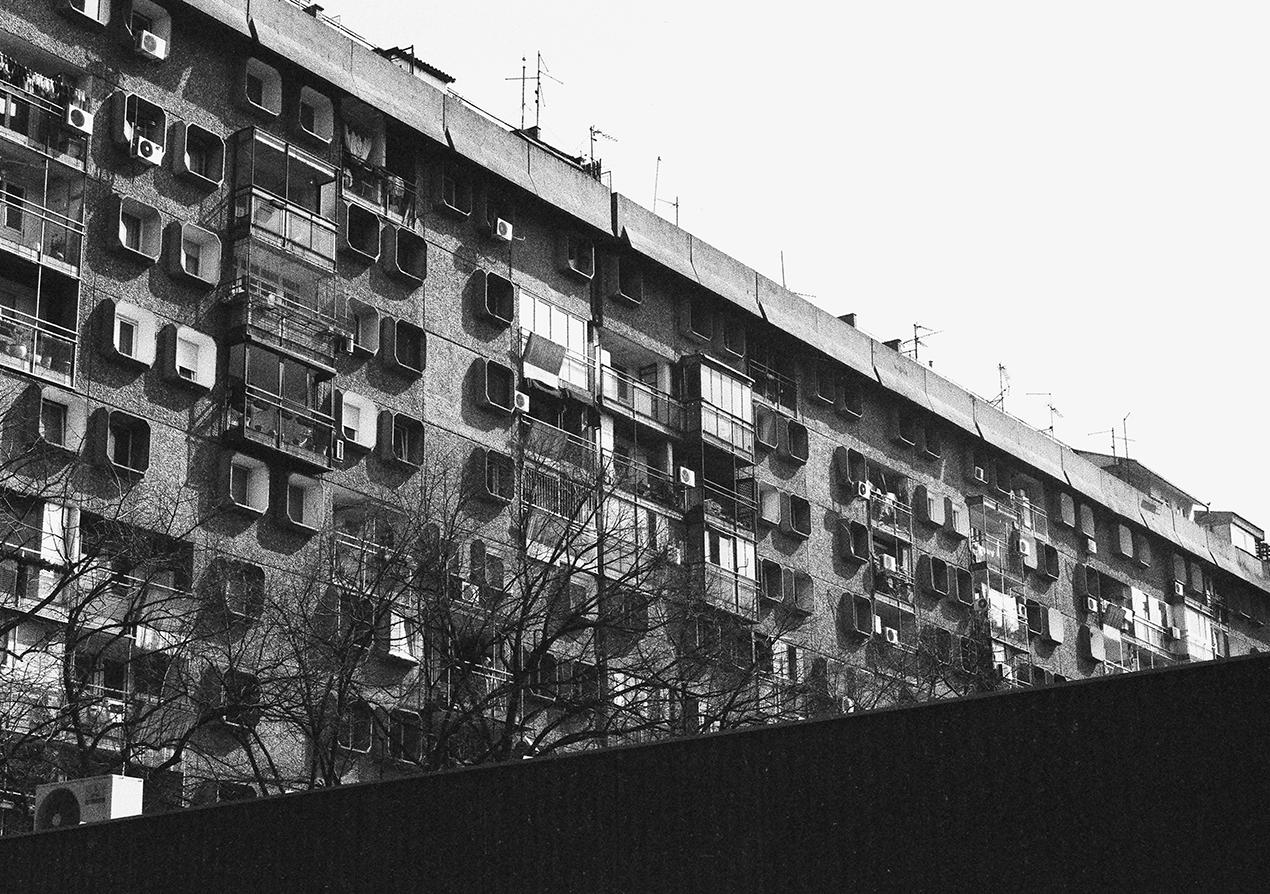 Novi Beograd architecture, Ilija Arnautović