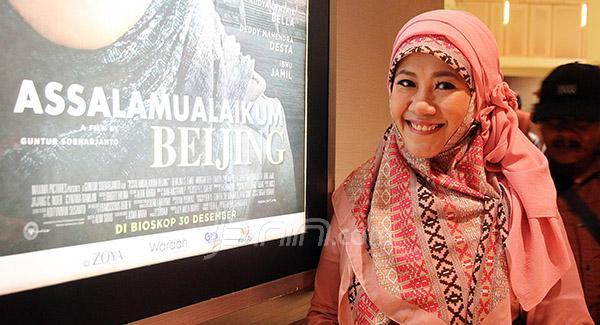 Benarkah Penulis Assalamu'alaikum Beijing, Asma Nadia Seorang Penganut Syi'ah