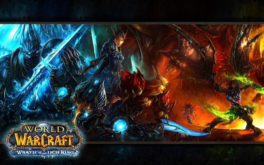 World of Warcraft HD & Widescreen Wallpaper 0.740569786093825