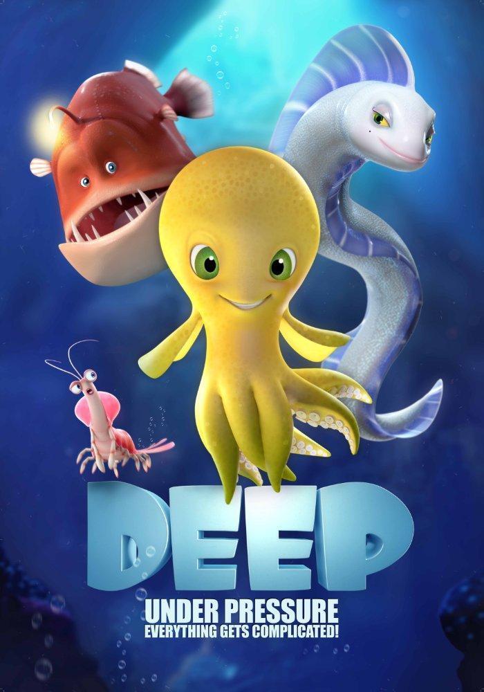 Deep el Pulpo (2017) DVDRip Latino