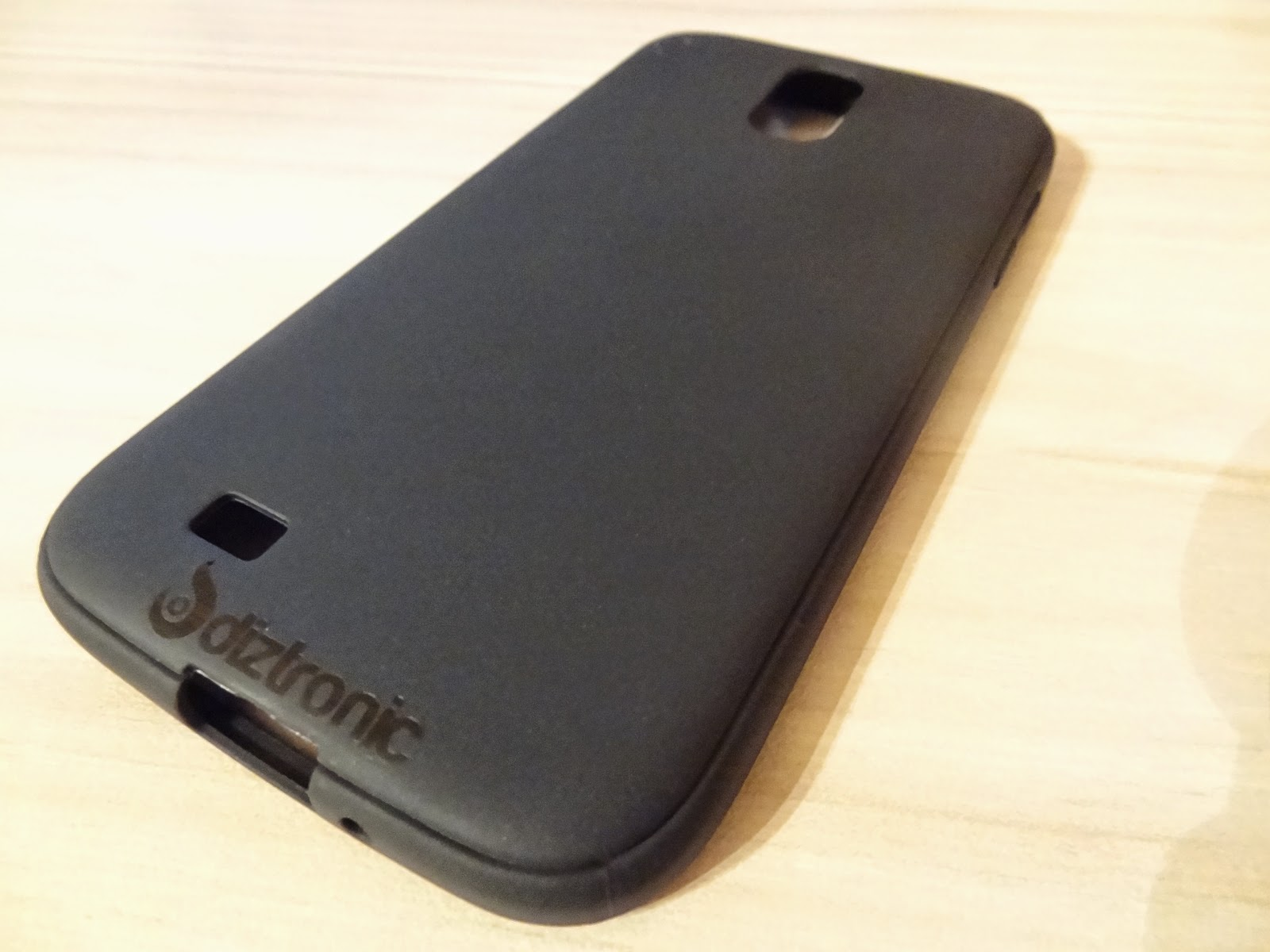 Samsung Galaxy S4 TPU case for