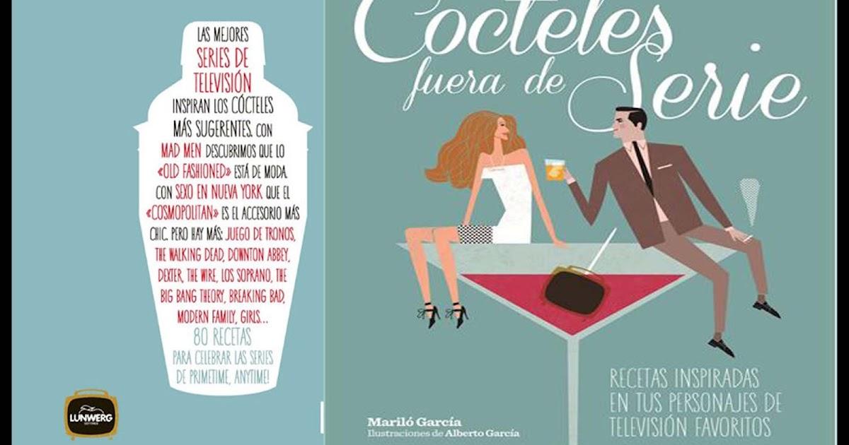 Nuevo libro c cteles fuera de serie barman in red for Fuera de quicio libro