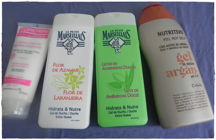 El Mejor Gel De Baño   Lapinturera Blog De Cosmetica Maquillaje Y Belleza