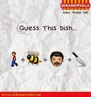 Guess this Dish Bikanervala
